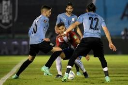اروگوئه / پاراگوئه / مقدماتی جام جهانی / Uruguay / Paraguay / WCQ