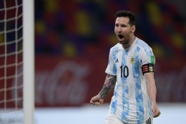 آرژانتین 1-1 شیلی؛ محل تبادل نظر کاربران