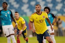 کلمبیا 1-0 اکوادور؛ سه امتیاز شیرین با چاشنی انتقام
