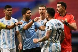 آرژانتین / اروگوئه / کوپا آمریکا / Argentina / Uruguay / Copa America
