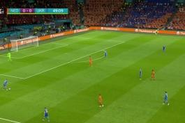 فول مچ هلند 3-2 اوکراین (یورو 2020)