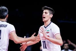 لیگ ملت های والیبال / ایران