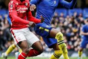 گزارش تصویری-جام حذفی انگلیس