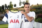 تاتنهام هاتسپر - لیگ برتر انگلیس - Premier League - Tottenham Hotspur - امضای قرارداد با تاتنهام