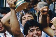 مارادونا و قهرمانی در جام جهانی