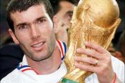 زیدان و قهرمانی در جام جهانی