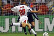 گل اوون به ارژانتین در جام جهانی 98