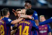 FC Barcelona - La Liga - بارسلونا - لالیگا