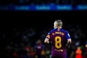 FC Barcelona - La Liga - بارسلونا - لالیگا - Andres Iniesta