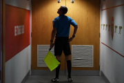 کمک داور-assistant referee