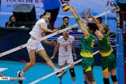 والیبال ایران-والیبال استرالیا-والیبال قهرمانی مردان آسیا-iran-volleyball