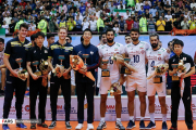 والیبال ایران-والیبال قهرمانی مردان آسیا-iran-volleyball