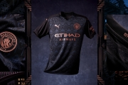 کیت منچسترسیتی / Manchester City new away kit